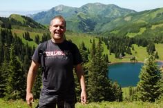 Guardsman Pass. Absolutely gorgeous. Up Big Cottonwood Canyon. Strenuous Hike.