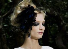 Caos: na alta-costura da Chanel, o foco é nos olhos selvagens   Chic - Gloria Kalil: Moda, Beleza, Cultura e Comportamento