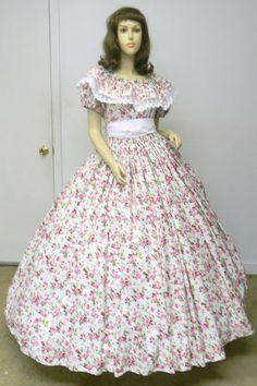 Civil War Dress 5