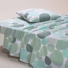 Sábana encimera 100% algodón, GALETS La Redoute Interieurs - Textil Hogar