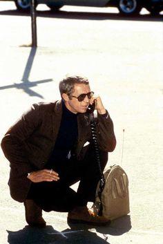 Steve McQueen March 24, 1930 – November 7, 1980