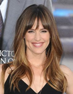 Jennifer Garner's hair color