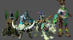 Blizzard a décidé de mettre toutes les ressources de Warcraft 3 à la disposition des modders de StarCraft 2. A l'affiche, 3000 héros, effets de sorts, bâtiments et extraits sonores. Une étape qui...