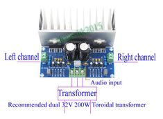 Product descriptions: Product dual channel power amplifier board Amplifier Power supply:dual dual Output Respone frequence Output Number of channel:dual channel output Product dimensions : N Audio Box, Toroidal Transformer, Stereo Amplifier, Electronics, Digital, Board, Projects, Electric, Log Projects