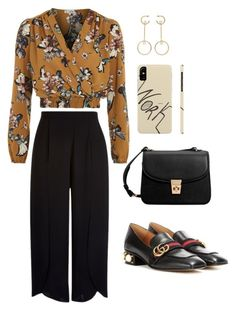 """""""#3"""" by chavelles on Polyvore featuring Love, MANGO, Gucci and Chloé"""