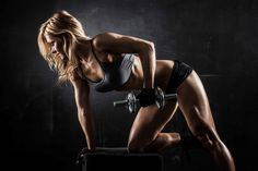 #fitness #female #motivation #inspiration #training