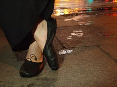 Linge Shoes on the beautiful things blog