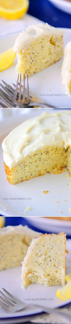 A Birthday with Sadness A Lemon Cake Mascarpone Cream cheeses