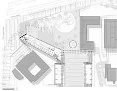 Centro de Atención al Vecino / Gubbins Arquitectos, Polidura + Talhouk Arquitectos