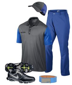 Rory McIlroy's Thursday outfit for the Open Championship (when he shot a 6-under 66) available from DGW