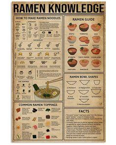 Ramen Recipes, Asian Recipes, Ramen Toppings, Cooking Tips, Cooking Recipes, Braai Recipes, How To Make Ramen, Ramen Noodles, Ramen Soup