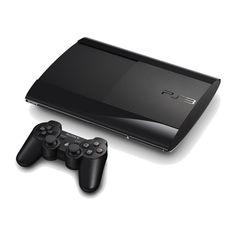 Sony Playstation 3 Super Slim 500 GB Charcoal Black Console