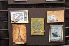 Stampers Anonymous Tim Holtz blueprint stamps