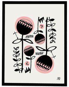 print & pattern blogs - going danish