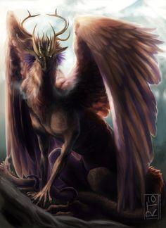 dragon by ~Eyestrain on deviantART