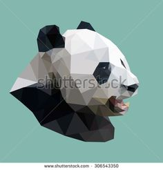 Stock Images similar to ID 214309768 - 3d render of elephant abstract ...