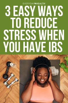 Managing stress and anxiety is key to managing your IBS symptoms. Friends Change, Diaphragmatic Breathing, Ibs Symptoms, Ways To Reduce Stress, Irritable Bowel Syndrome, Deep Relaxation, Neurotransmitters, Hypnotherapy, Crohns
