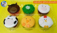 Cupcakes farm - farm cupcakes