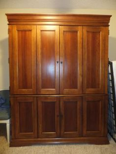 sauder computer armoire office pinterest cherries home and armoires