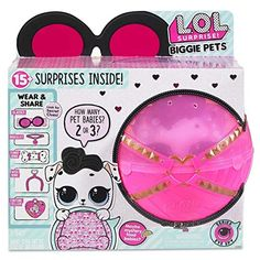 L Surprise L.L Surprise Biggie Pet Style 2 in used condition by comparing UK L.L Surprise L.L Surprise Biggie Pet Style 2 cheapest prices Lego Duplo, Funny Wishes, Cool Toys For Girls, Kids Girls, 3rd Baby, Top Toys, Lol Dolls, Christmas Toys, Christmas Christmas