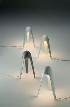 Cyborg Lamp, Martinelli Luce, Italy, 2015.