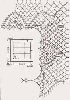 Crochet Knitting Handicraft: Cochet Doily- Very Nice