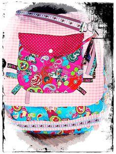 kunterbunte Tasche / colorful bag