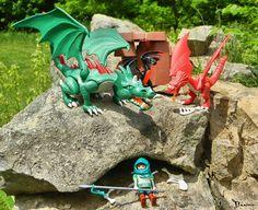 Rock Dragons 01