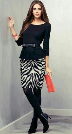 Cute outfit (Ann Taylor)