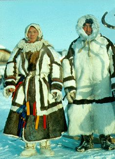 The Nenets and Khanty of Northern Russia