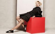 beauty, Sasha Pivovarova, fasion models, supermodels