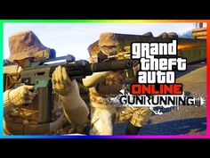nice HIGH POWERED GUNRUNNING WEAPONS TRADING MISSIONS ALREADY FOUND IN GTA ONLINE EXPLAINED! (GTA 5 DLC)