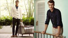 2015 İlkbahar/ Yaz sezonunda erkek moda trendleri de en az kadın modası kadar renkli. Kadın stiline gösterilen ilgilinin, erkek stilinde azalarak karşımıza çıkıyor.Erkek Modası, sanılanın aksine en az kadın modası kadar gelişiyor ve birbirinden şık kıyafet ve aksesuarlara dönüşüyor. Klasikleşmiş erkek stili olarak görülen tişört ve gömleklerin her yıl yepyeni ...