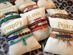 Beading bracelets dutch brand MELZ