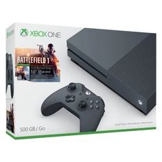 Microsoft Xbox One S 500gb Battlefield Special Edition Bundle - Refurb - $189.00 - Walmart  FS #LavaHot http://www.lavahotdeals.com/us/cheap/microsoft-xbox-500gb-battlefield-special-edition-bundle-refurb/218388?utm_source=pinterest&utm_medium=rss&utm_campaign=at_lavahotdealsus