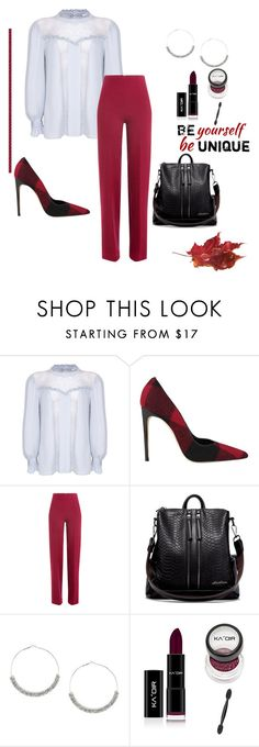 """""""Untitled #136"""" by doinabarsan ❤ liked on Polyvore featuring Ghost, Dsquared2 and Emilia Wickstead"""