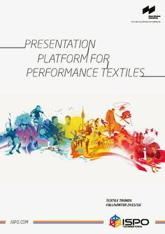 FASHION VIGNETTE: TRENDS // ISPO TEXTRENDS - TEXTILE + COLORS . FALL/WINTER 2015/16