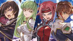 Me Me Me Anime, Anime Love, Character Design References, Character Art, Code Geass Kallen, Code Geass Wallpaper, Manga Anime, Anime Art, Lelouch Vi Britannia