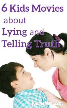 How to teach kids about lying and telling the truth? Using movies is a great way -- with the stories kids can see the consequence and come to the judgement themselves. While summer is closer, why not pick some good movies for kids, not just have a good time, but also have some meaningful parenting chat.