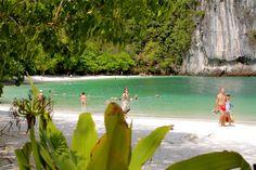 Hong Island, Krabi, Thailand Krabi Thailand, Places Ive Been, Golf Courses, Island, Travel, Block Island, Islands
