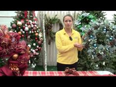 Designed to Inspire…Your Christmas Shop is your destination for everything holiday!   At Stauffers we offer lots of beautiful custom designs for you to choose from, in the video below, see what's trending in this Christmas season in wreaths. www.skh.com