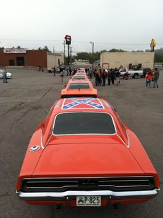 Who's the real General Lee?