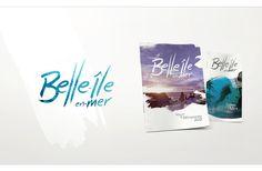 Création d'une marque pour la Communauté de Communes et l'Office de tourisme de Belle-île-en-Mer