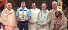 German Mayor joins ISKCON farmers The last ISKCON European Farm Conference took place in Simhacalam, an ISKCON temple and farm project in Germany. It was organised by Syamasundara das, who is now the...