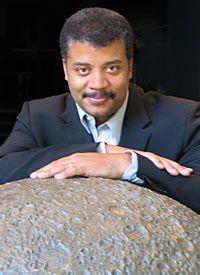 Dr. Neil de Grasse Tyson,  Director Hayden Planetarium