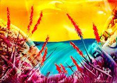 Fluid Ocean by Desona.deviantart.com on @deviantART