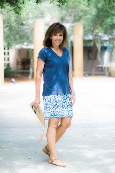 Vacation Style Fashion with J.Jill + A Giveaway!