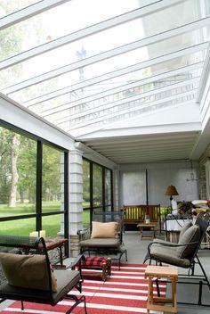 Enclosed patio design house plans New ideas Roof Design, Ceiling Design, Patio Design, House Design, Exterior Design, Sunroom Decorating, Sunroom Ideas, Decorating Ideas, Porch Ideas