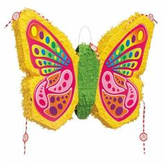 Pinata vlinder