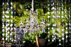 Haiku Mill Maui Chandelier  www.mikesidney.com    The Wedding Lady - Exquisite Wedding Planning in Maui Hawaii and Vancouver BC    #weddinglady.com